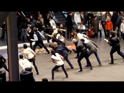 Berlin Flash Mob