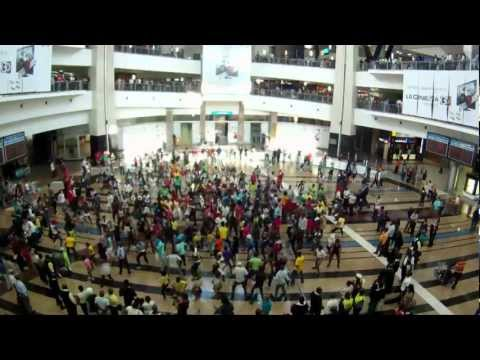 South African Flash Mob