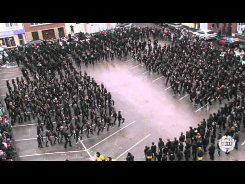 Hazebrouck Flash Mob