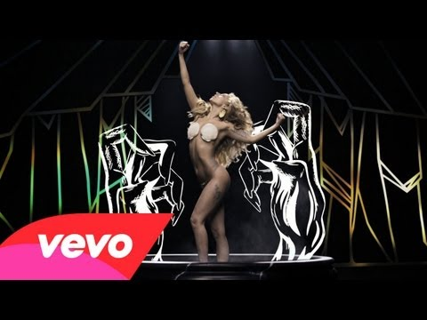 Applause – Lady Gaga (Official Music Video!)