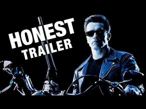 Terminator 2 Honest Movie Trailer