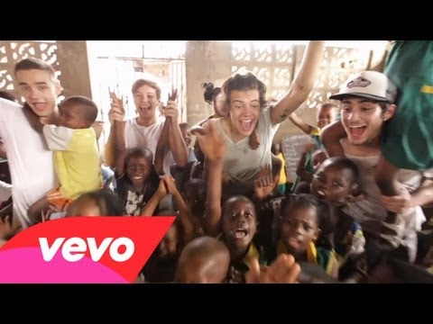 One Way Or Another – One Direction (Official Music Video!)