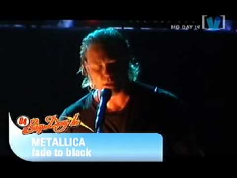Fade To Black – Metallica (Official Music Video!)