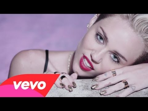 We Can't Stop – Miley Cyrus (Official Music Video!)