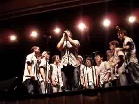 Fix You by Coldplay – University of Rochester Midnight Ramblers