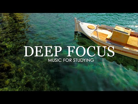 🔴 Deep Focus 24/7 – Ambient Music For Studying, Concentration, Work And Meditation
