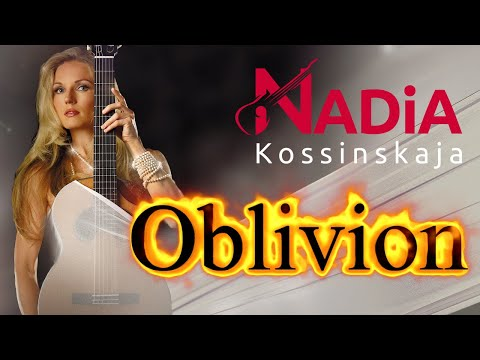 OBLiViON by NADiA Kossinskaja. comp. Astor Piazzolla. Scores are available